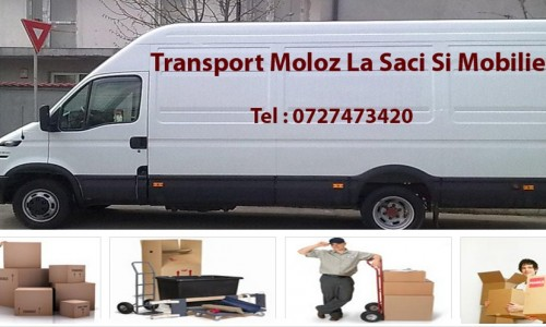 Transport moloz – mobilier – Te scapa de mobila veche si grea din locuinta!